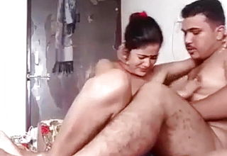 Super Cute Bhabi Fucked Hard With BF, MMS