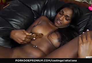 Audition ALLA ITALIANA - Indian Honey kinky Interview