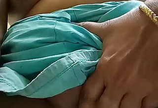Tamil Mahalaksmi Mami Whatsapp Video Chat-With Audio-Part-14