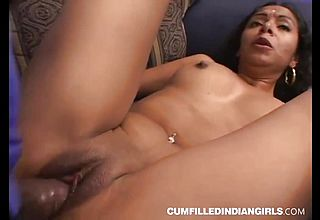 Hardcore Indian Sabrina Pleasuring 2 Meatpipes